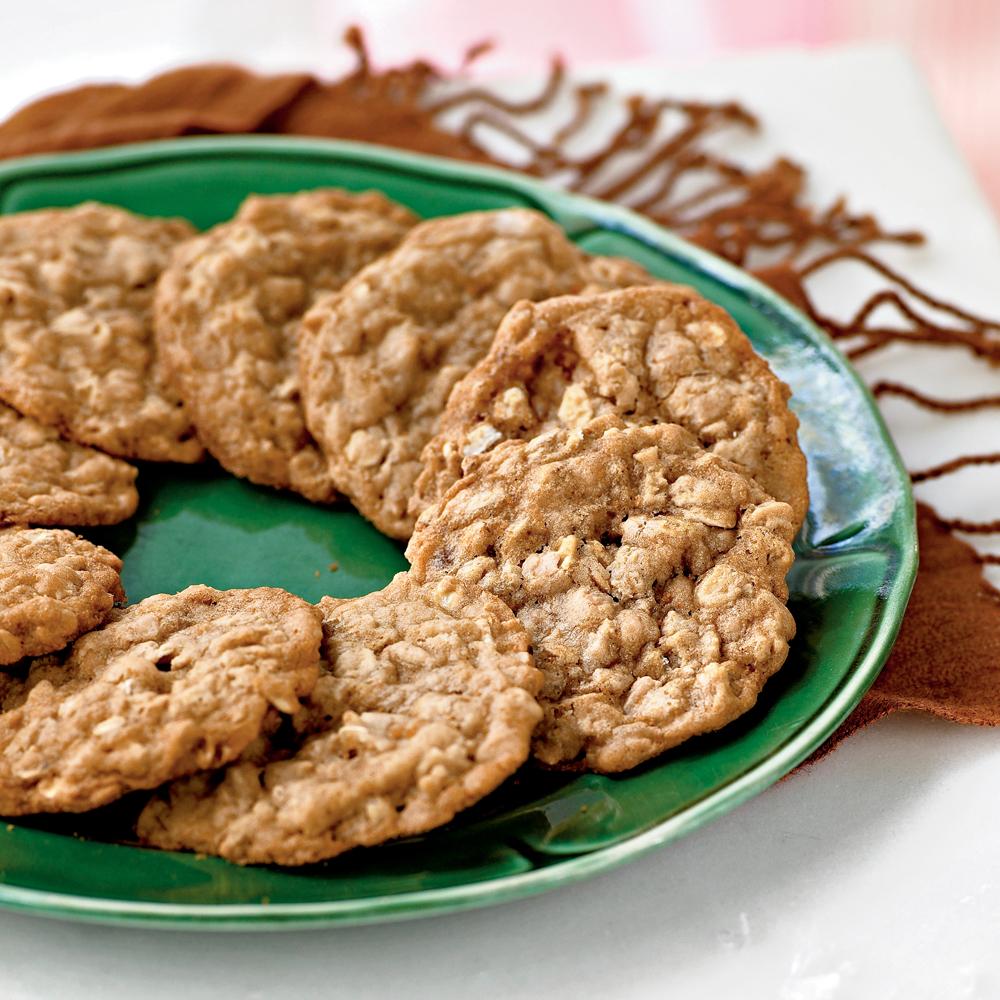 Oatmeal Toffee CookiesRecipe