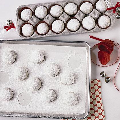 Pecan Snowballs Recipe