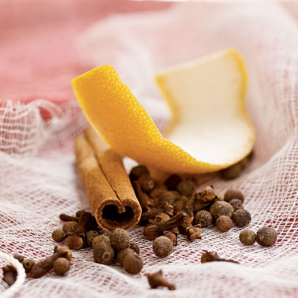 Mulling Spice Blend Recipe