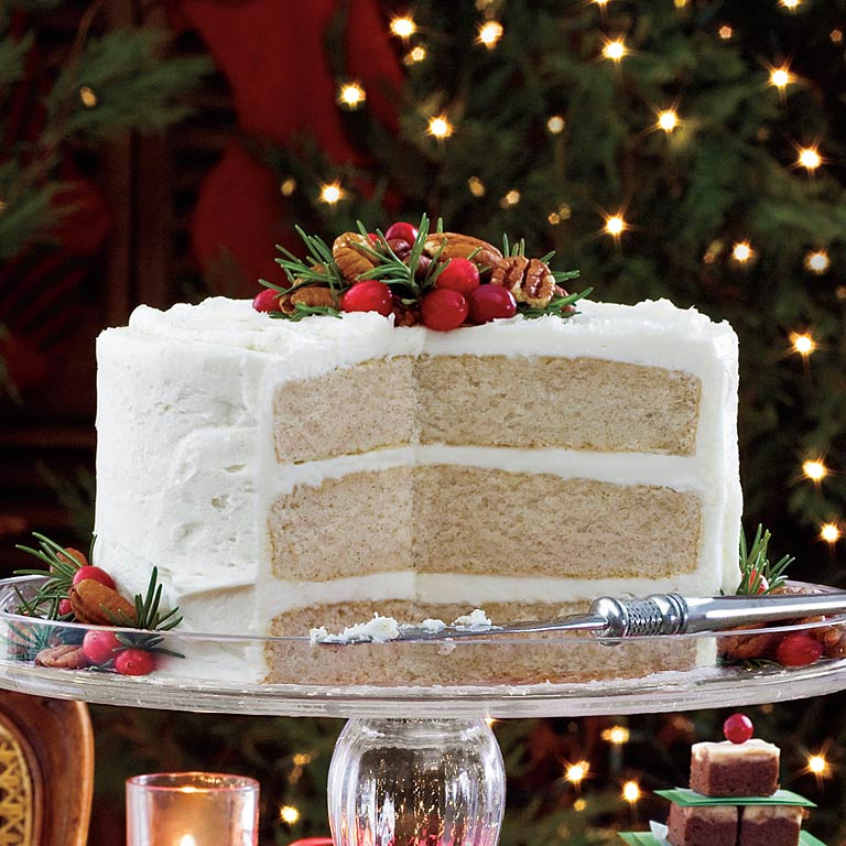 Sugar-and-Spice Cake