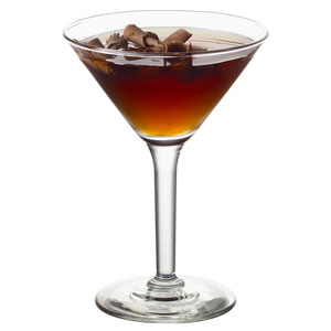 German Choc Martini