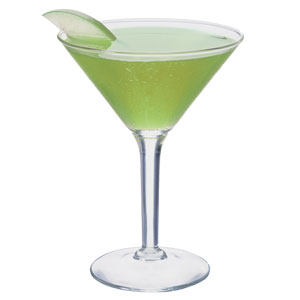 Smirnoff green apple martini recipe myrecipes for Green apple mixed drinks