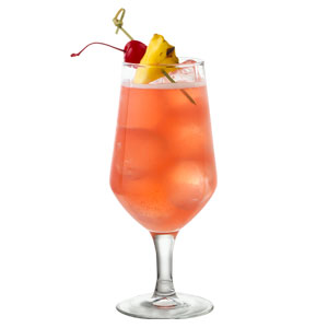 Mai Tai Cocktail Mango Mai Tai