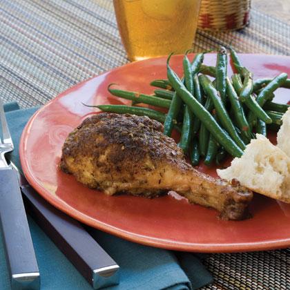 Jerk Grilled Chicken