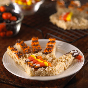 Kellogg's® Rice Krispies Treats® Turkeys