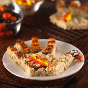 Kellogg's® Rice Krispies Treats® Turkeys