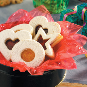 Jam Filled Sugar Cookies