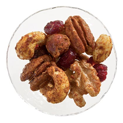 <p>Crunchy-Sweet Nuts</p>