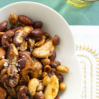 maple-spice-nuts