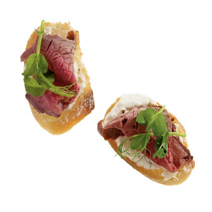 <p>Steak & Salad</p>