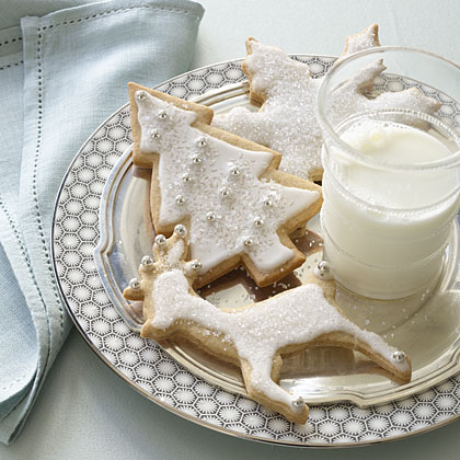 Whole-Wheat Sugar Cookies