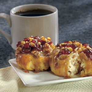 Maple Glazed Sticky Buns