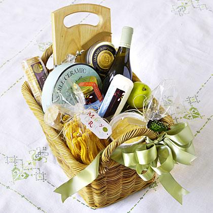 Cheese Head Basket
