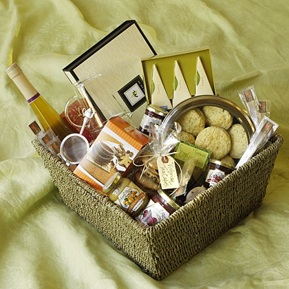The ultimate guide to holiday food gift basket ideas myrecipes 7 of 9 photo lee harrelson styling virginia houston negle Gallery