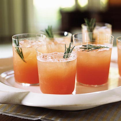 Holiday Brunch Tonic Recipe | MyRecipes