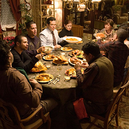 Nothing Like the Holidays: A Family Feast
