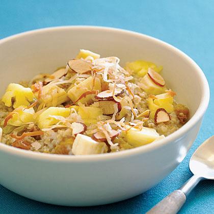 Aloha Oatmeal Recipe