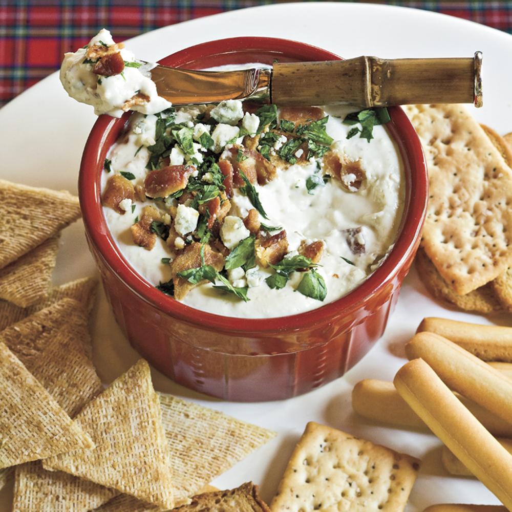 Bacon-Cheese Dip