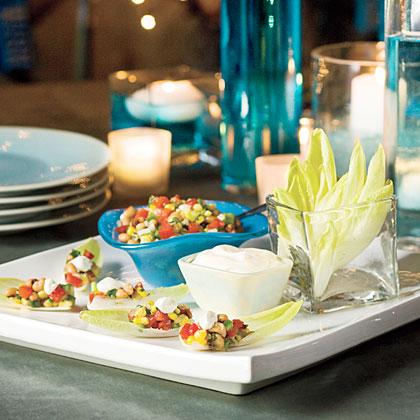 Dixie Caviar Cups Recipe