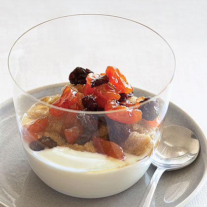 Hot Fruit & Spice Cereal