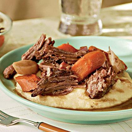 Milanese Braised Beef