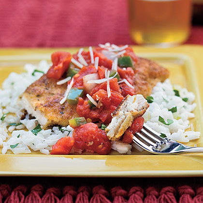 Italian-Seasoned Chicken Breasts Recipe