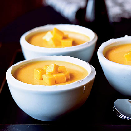 Double Mango Pudding Recipe