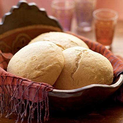 Moroccan Country Bread (Khubz Maghrebi)