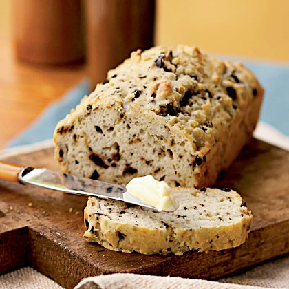Kalamata Olive Bread with Oregano Recipe | MyRecipes