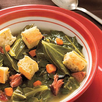 Pot Likker Soup