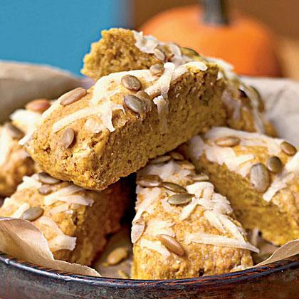 Pumpkin-Parmesan Scones