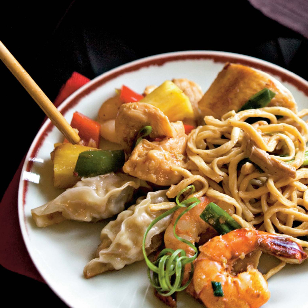Spicy Sweet-and-Sour Chicken