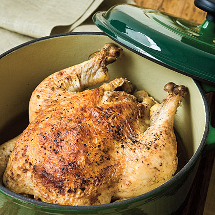 Angela's Stovetop Chicken Recipe