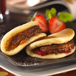 Pancake Wrap