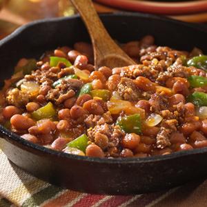 Western Bean Skillet