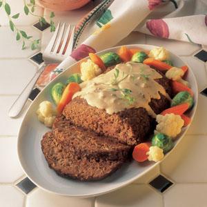 Souper Meat Loaf Recipe