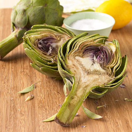 7 Ways With Artichokes