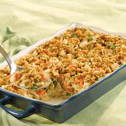 Country Chicken Casserole Recipe   MyRecipes.com