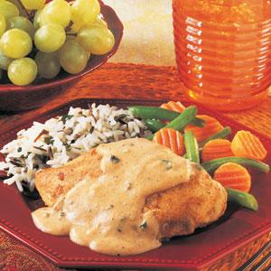 Paprika Chicken Sour Cream Gravy