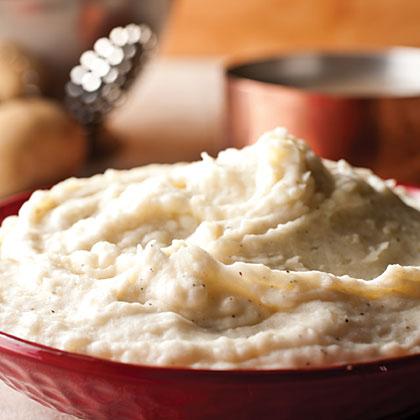 Ultra Creamy Mashed Potatoes
