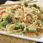 Asian Veggie Stir-fry