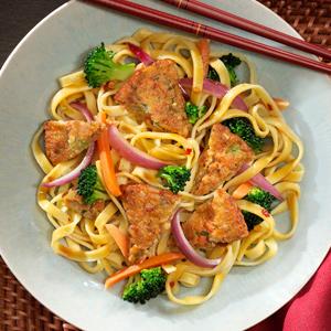 Szechwan Noodle Stir-fry
