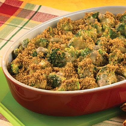 Campbell's Broccoli & Cheese Casserole
