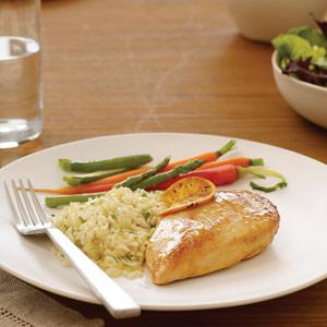 Citrus Chicken Rice Recipe