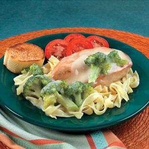 Swanson Chicken Broccoli DijonRecipe