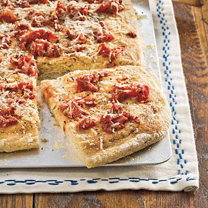 Cornbread Focaccia Recipe