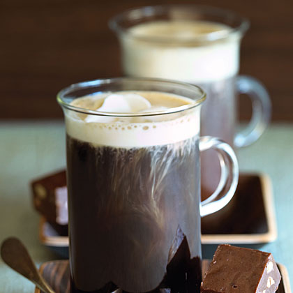 Keoke Coffee RecipeSometimes after a big holiday meal, a luscious coffee drink is the perfect dessert.