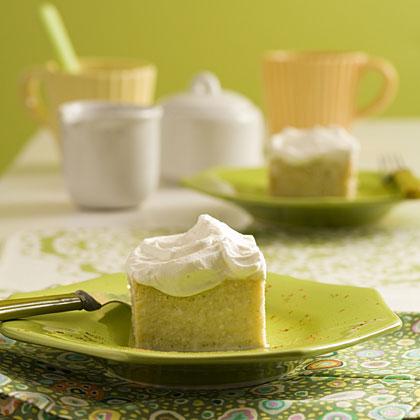Honey-Cinnamon Tres Leches Cake