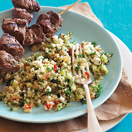 Quinoa Tabbouleh