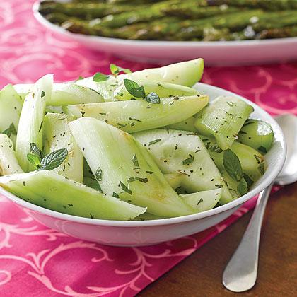 Sautéed CucumbersRecipe